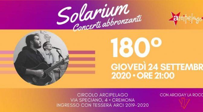 Cena sociale + concerto
