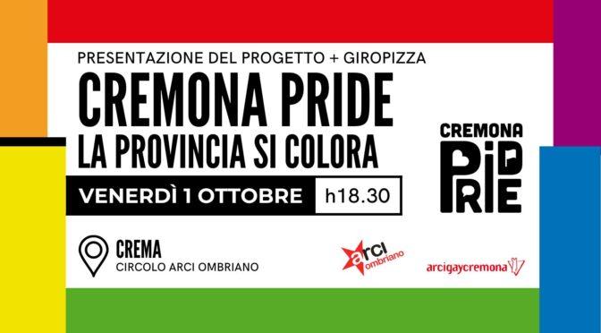 Cremona Pride – La provincia si colora