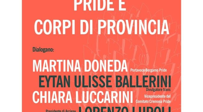 Arcigay Cremona all'Arcifesta 2021