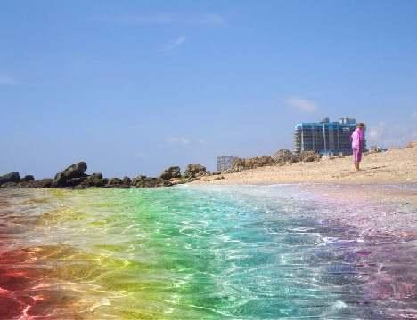 Rainbow_spiaggia