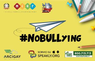 #NoBULLying – IDAHOBIT, ricorrenza importante